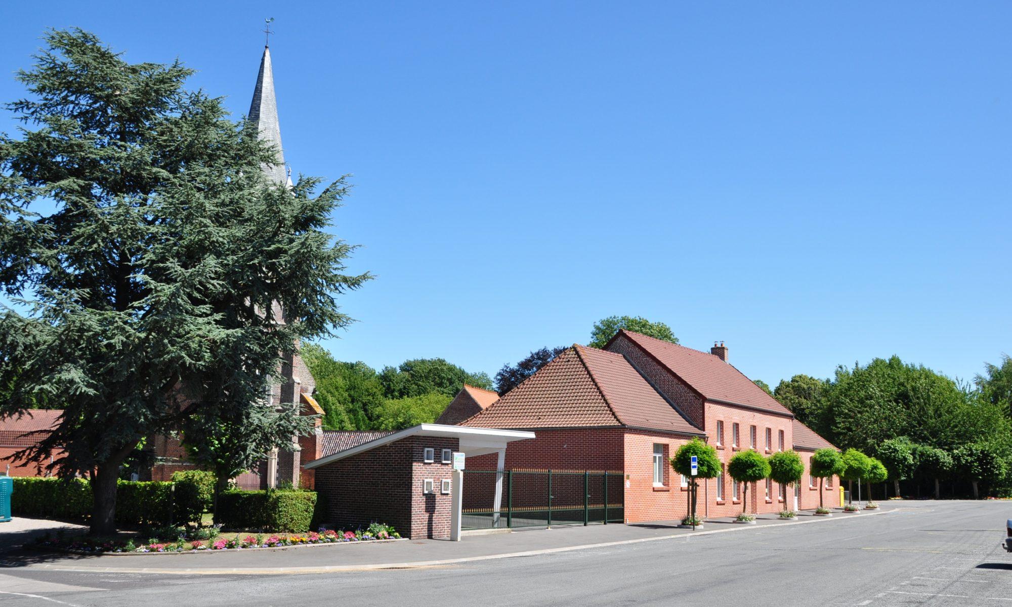 Site de la commune de Wardrecques